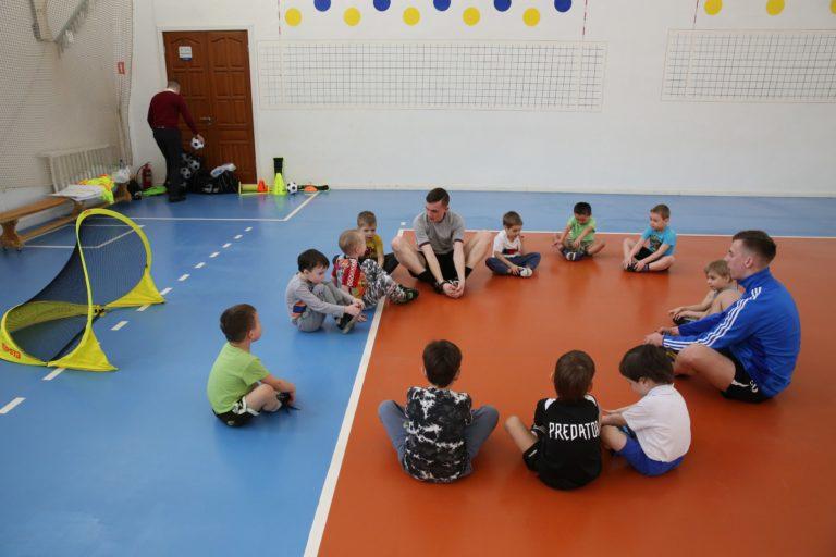 Детская футбольная школа (секция) Екатеринбург